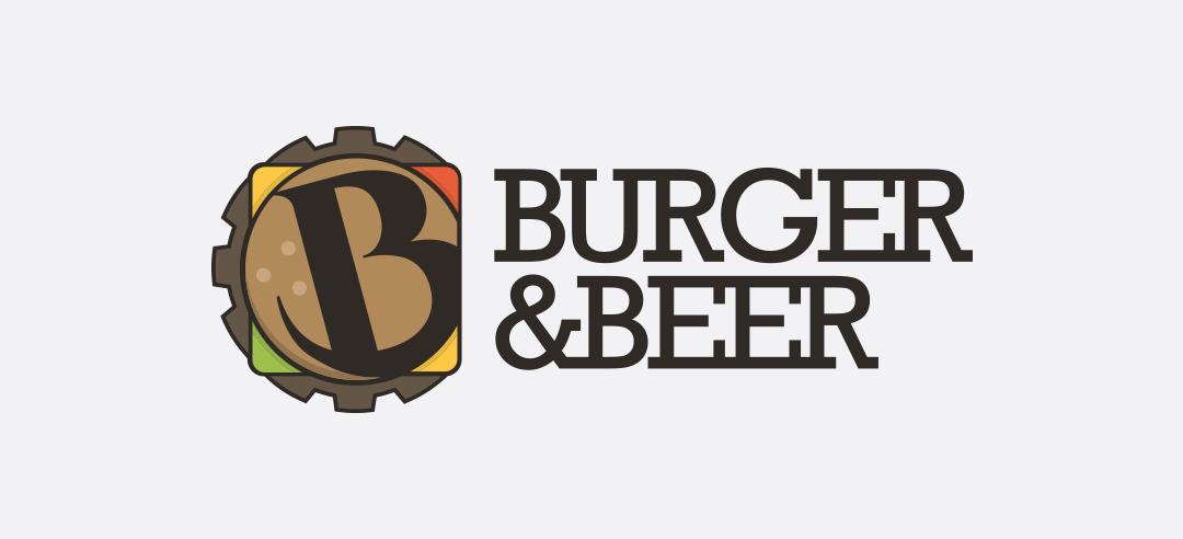 Manicromio | agenzia di grafica e stampa | ostia lido | Roma | web | burger beer ristorante pub ostia loghi ostia