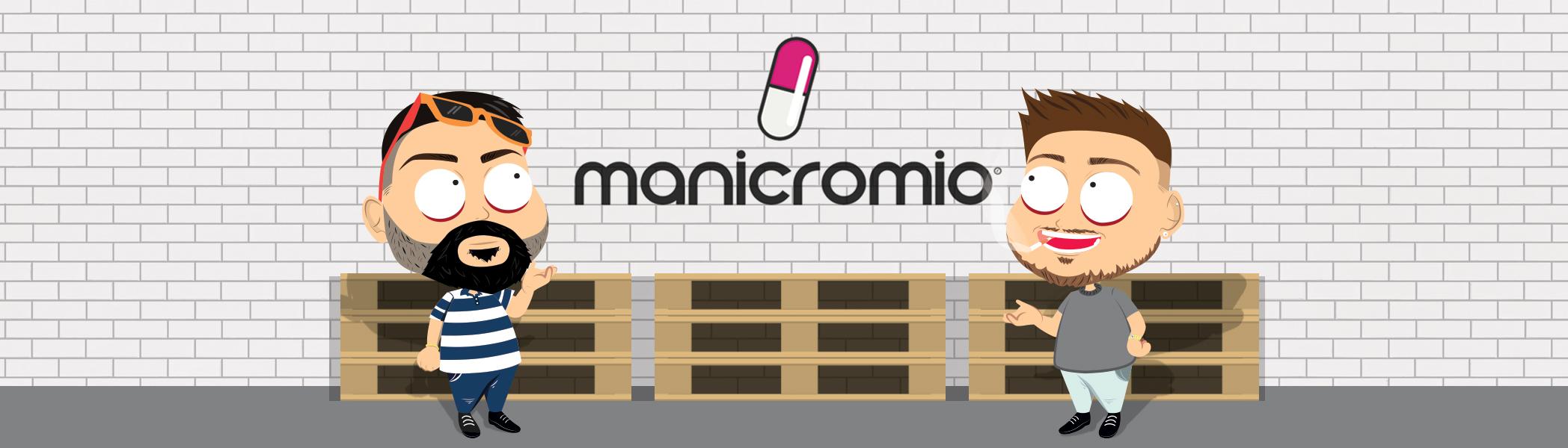 Manicromio | agenzia di grafica e stampa | ostia lido | Roma | web | loghi | illustrazione
