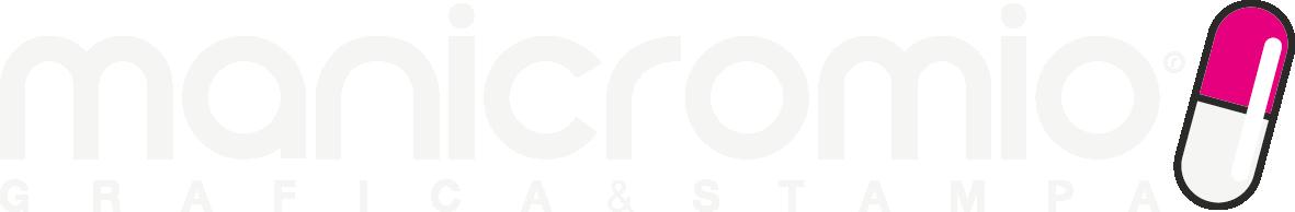 manicromi logo studio di grafica e stampa
