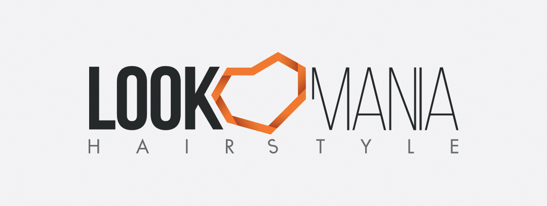 Manicromio | agenzia di grafica e stampa | ostia lido | Roma | web | look mania hair style parrucchiere logo