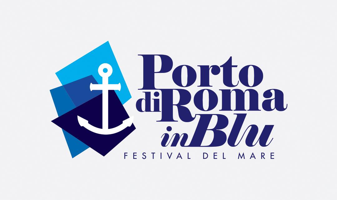 Manicromio | agenzia di grafica e stampa | ostia lido | Roma | web | porto di roma in blu festival del mare porto di ostia loghi ostia