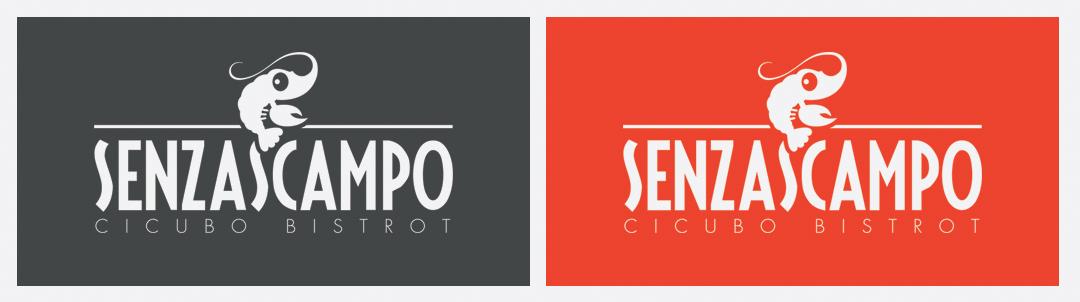 Manicromio | agenzia di grafica e stampa | ostia lido | Roma | web | senza scampo senzascampo cicubo bistrot ristorante ostia loghi ostia